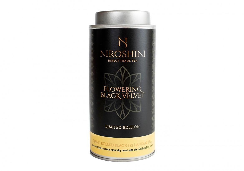 Tea Tin - Horizontal